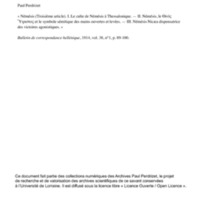 Perdrizet 1914-Nemesis 3e article.pdf