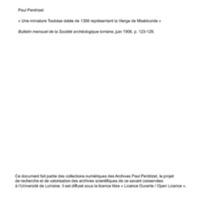 Perdrizet 1906-Une miniature touloise de 1356.pdf