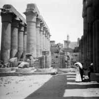 Temple d'Amon à Louxor
