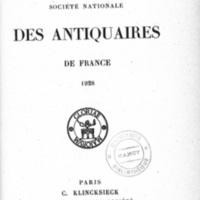 Perdrizet_1928-Rectification_de_lecture_inscription_du_tympan_de_Mauriac.jpg