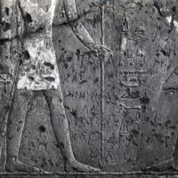 Graffiti grecs du Memnonion d'Abydos