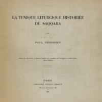 Perdrizet_1934-La tunique liturgique historiee de Saqqara.jpg