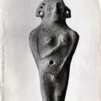 Terre cuite égyptienne d'Aphrodite