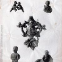 Planche XXXIII des Bronzes grecs d'Égypte de la collection Fouquet