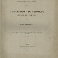 Perdrizet_1931-Incantada de Salonique.jpg