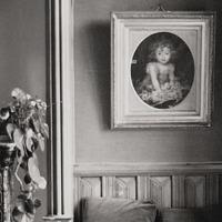 Salle de séjour de l'appartement de Paul et Lucile Perdrizet dans la résidence Gallé