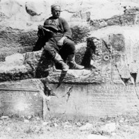 Inscriptions rupestres du sanctuaire de Silvanus à Philippes