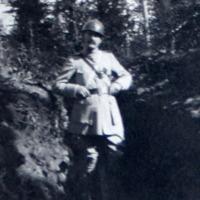 Paul Perdrizet fantassin au 41e RIT